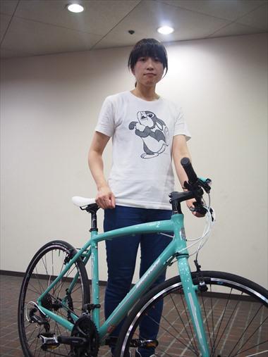 自転車の ビアンキ 自転車 中古 : パーツもご一緒にいかがですか ...