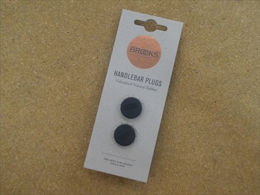 brooks bubber end plugs
