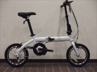 renault ultra light e-bike